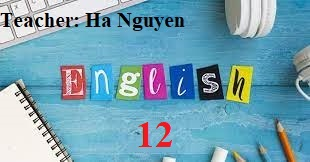 ENGLISH 12B- MINI TEST 1st